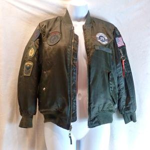 VTG Bomber Jacket